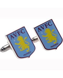 Aston Villa FC Crest Cufflinks - Officially Licensed