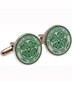 Celtic FC Crest Cufflinks