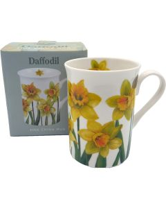 Daffodil Mug by Leonardo - Fine China - Gift Boxed - Yellow Flower - LP94271