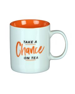 Musicology Mug - Gift Boxed - Take a Chance on Tea - Fun Music - 300ml