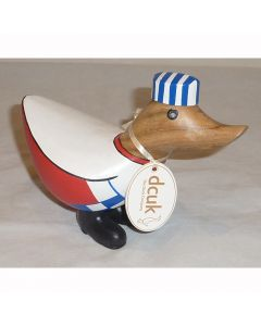 Ducky Chef - Natalie - DCUK Wood Wooden Duck