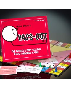 Pass-out The Worlds Best Adults Drinking Game - Pass Out Pass-out Board Alcohol