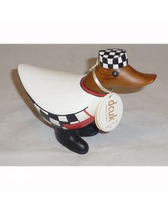 Ducky Chef - Verity - DCUK Wood Wooden Duck
