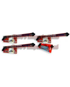 Water Blaster XLR Pack - Extra Long Range Cannon - 3 XLRs and 1 Free Mini - Gun